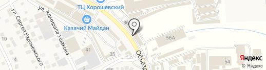 Eurowatt на карте Пятигорска