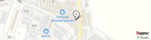 Carbon26 на карте Горячеводского