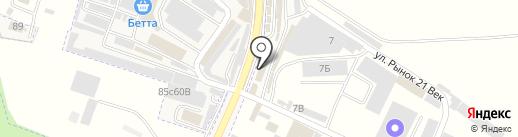 Autodoc.ru на карте Горячеводского