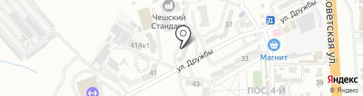 Фотостудия Ивана Молчанова на карте Минеральных Вод