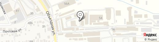 Магазин насосного оборудования на карте Горячеводского