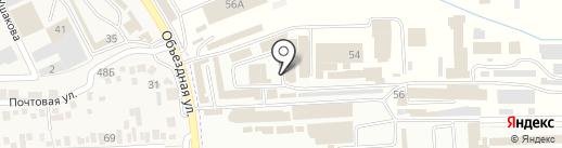 Магазин на карте Горячеводского