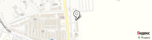 AUTO LUX KMV на карте Горячеводского