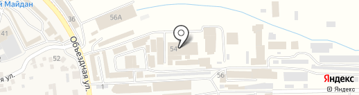 Лада-Центр на карте Горячеводского