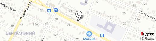 Банкомат, Банк ВТБ 24 на карте Минеральных Вод