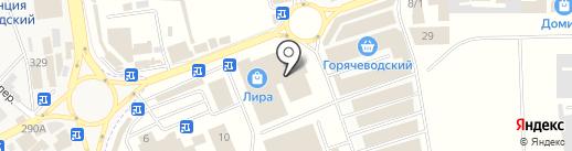 Kinder-Toys на карте Пятигорска