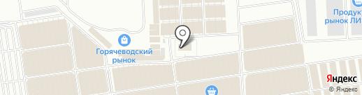ФИНКА на карте Пятигорска