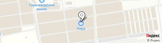 Ну, погоди-КА! на карте Пятигорска