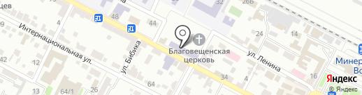 Банкомат, Сбербанк России на карте Минеральных Вод