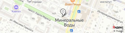 OZON.ru на карте Минеральных Вод