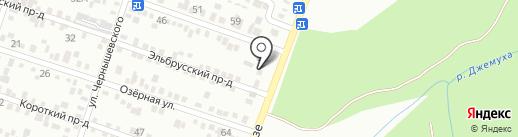 Сервисный центр на карте Минеральных Вод