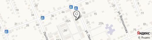 Комплексный центр социального обслуживания населения на карте Константиновской