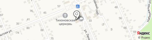 Сельский дом культуры на карте Константиновской