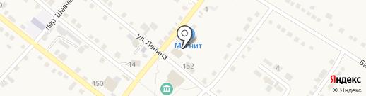 Почтовое отделение №13 на карте Александрийской