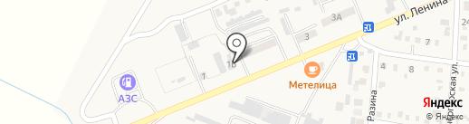 Автомойка на карте Незлобной