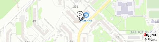 Мир шторных тканей на карте Дзержинска