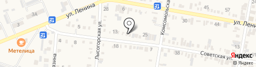 Автосервис на карте Незлобной
