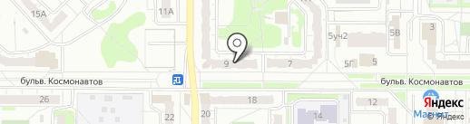 Ремонтная компания на карте Дзержинска