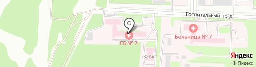 Слуховые аппараты и техника на карте Дзержинска