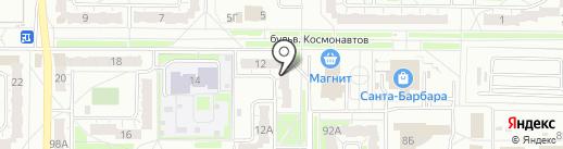 PROGress на карте Дзержинска