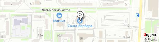 Торговая компания на карте Дзержинска