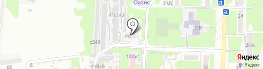 Autobox на карте Дзержинска