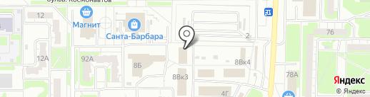 АЛЬТАФОРСАЖ на карте Дзержинска