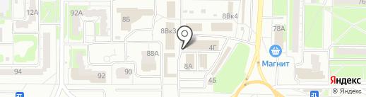 Узбекская кухня на карте Дзержинска