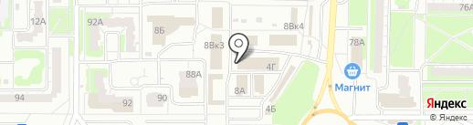 ПроКрепёж на карте Дзержинска