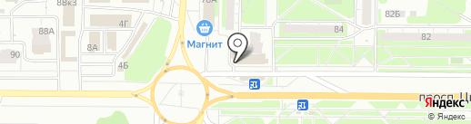 Pick Point на карте Дзержинска