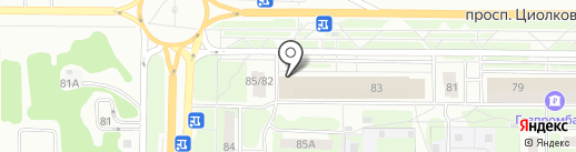 Добрый Доктор на карте Дзержинска