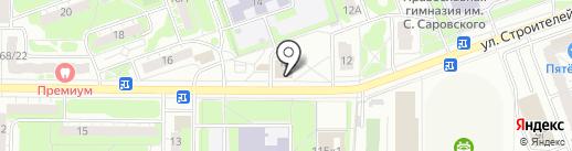 Игрушка-недорогушка на карте Дзержинска