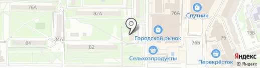 Мир красоты на карте Дзержинска