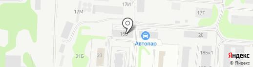 РеаХим на карте Дзержинска