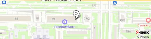 Ваш Дом на карте Дзержинска