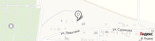 Радиодом на карте Незлобной