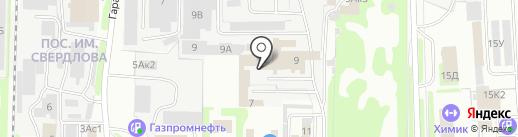 ЛидерSTV на карте Дзержинска