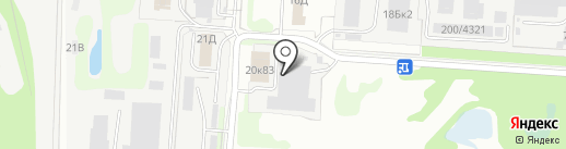 Химаналитсервис на карте Дзержинска