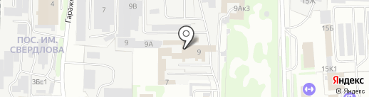 21 Век на карте Дзержинска