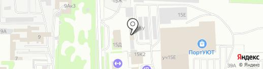 Роксавтоматика на карте Дзержинска