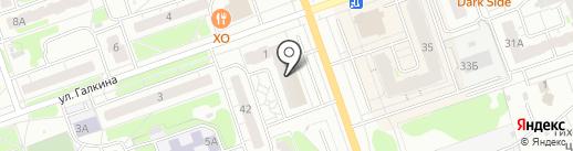 Autodoc на карте Дзержинска