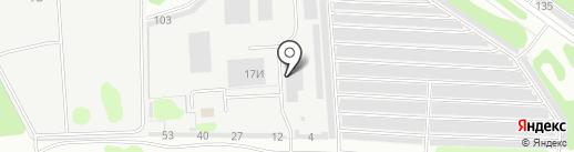 СВ-Хим на карте Дзержинска