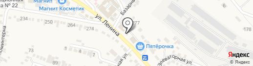 Усадебка на карте Незлобной