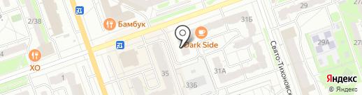 Строительно-Монтажное Упраление-2 на карте Дзержинска