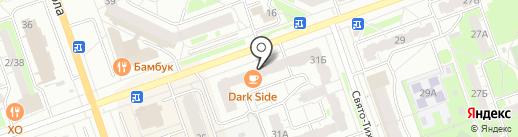 Londa на карте Дзержинска