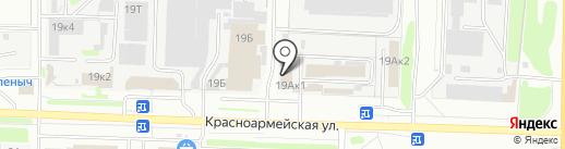 ПромТоргХим на карте Дзержинска