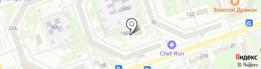 GoodZone на карте Дзержинска