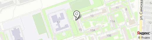 Почтовое отделение №37 на карте Дзержинска