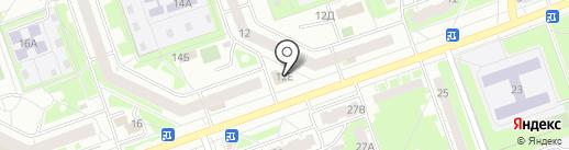 Start Junior на карте Дзержинска
