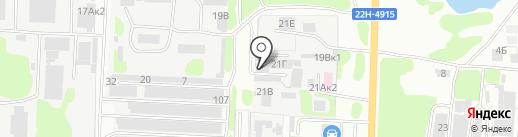 ЭкоГрупп-НН на карте Дзержинска